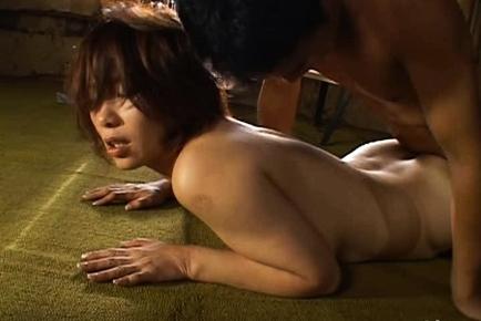Chisato Shouda Lovely mature Asian chick has hot sex