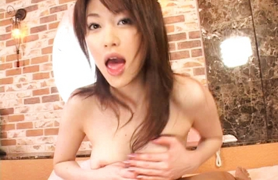 Big Titty Asian Babe Akari Fucked Hard