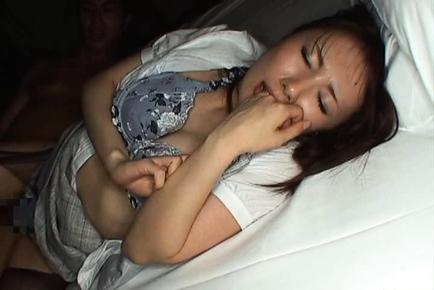 Yuu Kaiba Hot Japanese working woman