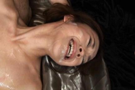 Sakura Hirota Hot Asian chick enjoys being masturbated