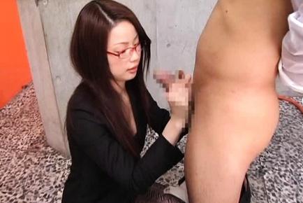 Risa Kasumi Japanese model in cosplay sex