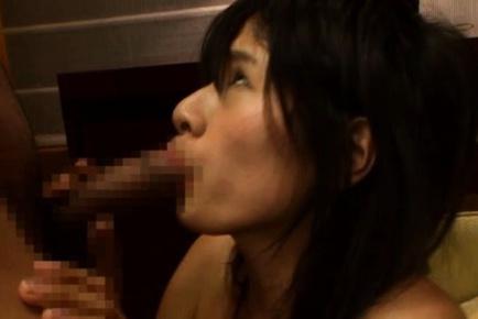 Hana Haruna Asian babe has big sexy tits
