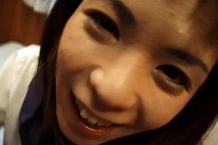 Fumika kinky Asian schoolgirl