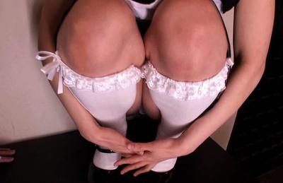 Squirting Teen Maid Yukiko Suo Soaks The Camera Lens