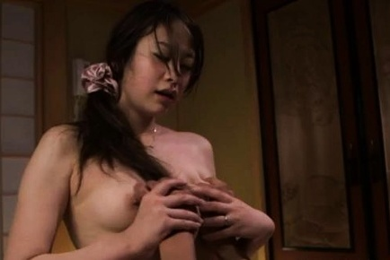 Asami Nanase gets a cock ride and cum on face