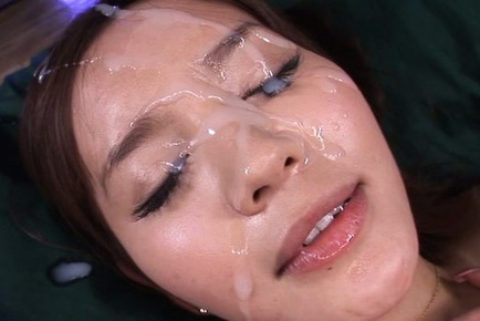 A Great POV Fucking For Emiri Okazaki Ends In A Facial