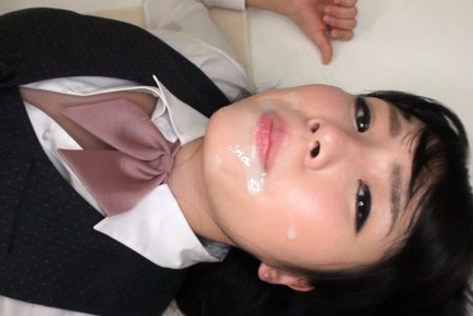 Schoolgirl Satomi Nomiya enjoys getting fucked hard
