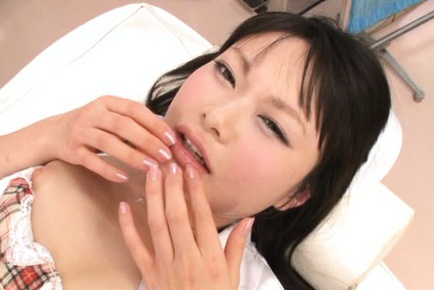 Young Arina Sakita enjoys having hard sex