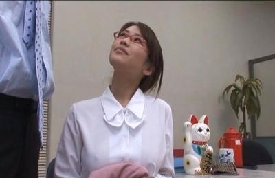 Kirara Kurokawa Hot Asian Model gets titty fucked