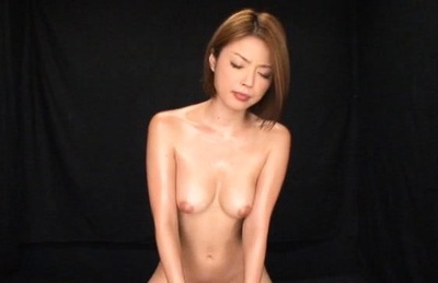 Flawless Asian stunner spreads legs showing off banging process on pov
