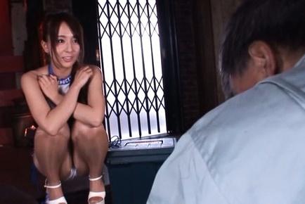 Beautiful Jessica Kizaki amazes with pure blowjob
